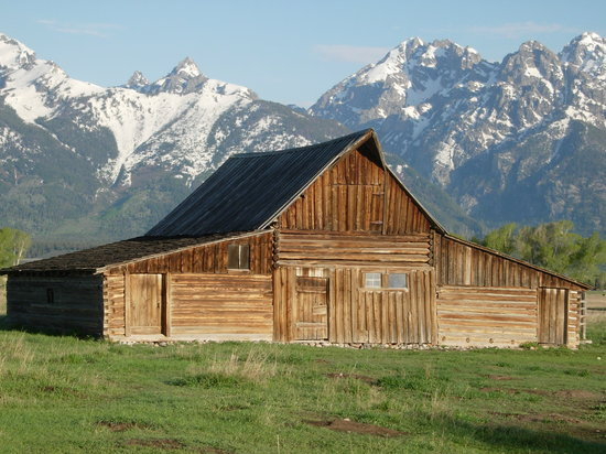 Jackson, WY: Most Phographed Barn in the West