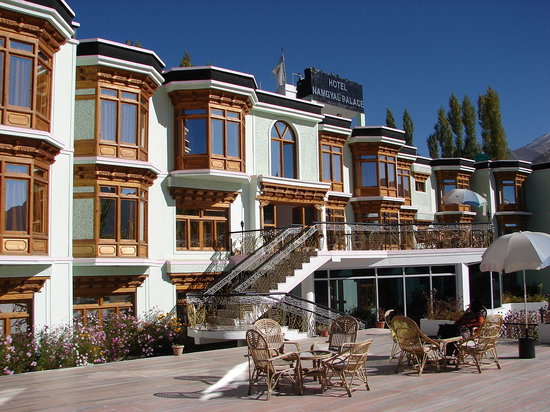 Hotel Namgyal Palace