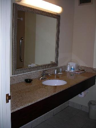 Holiday Inn Reno-Sparks: Bath View 1