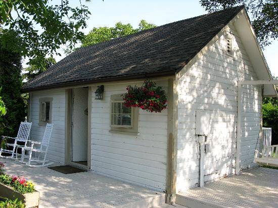 Garden Isle Guest Cottages: Cottage #1