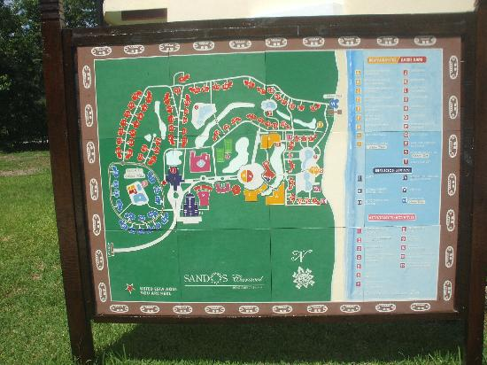 Eco resort map 28 images sandos caracol eco resort map car eco gumiabroncs Image collections