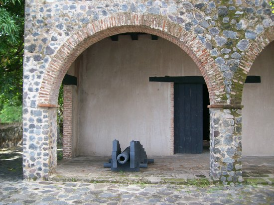 : San Pablo Fort, Lake Nicaragua