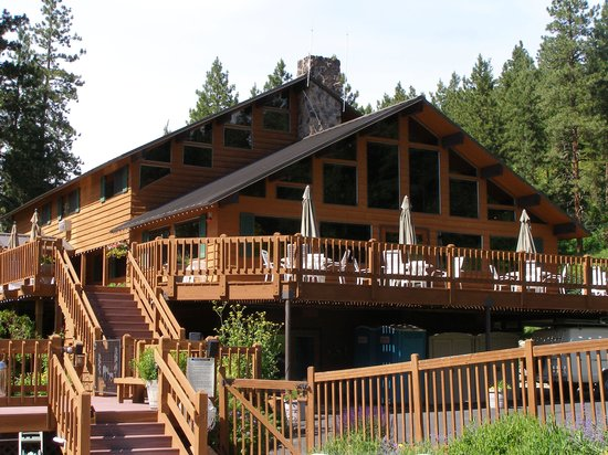 Mountain Home Lodge: Mountain Home Lodge