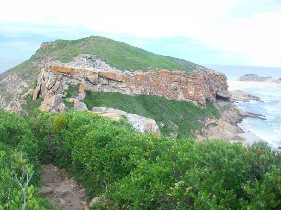 Plettenberg Bay, Sydafrika: Groonberg view