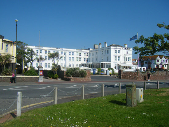 Paignton, UK: The Palace Hotel