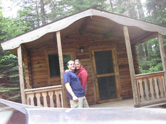 Beech Hill Campground and Cabins: Cabin 47