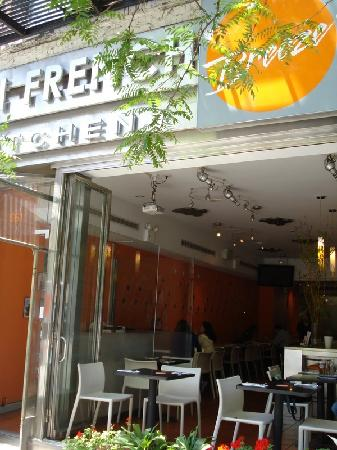 breeze, New York City - Restaurant Reviews - TripAdvisor