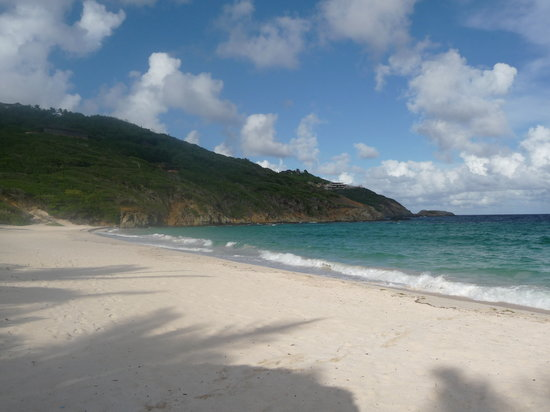 Mustique: Macaroni Beach