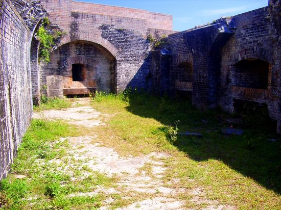 Pensacola, FL: Ft. Pickens