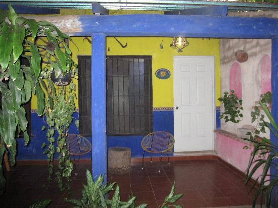 Very friendly place to stay in ticul picture of posada for Posada el jardin