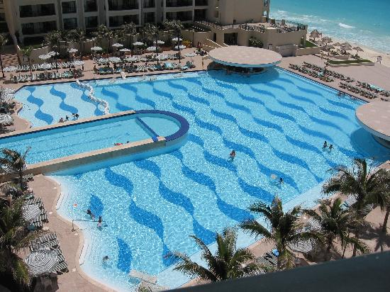 One Of Two Amazing Pools Picture Of The Royal Sands