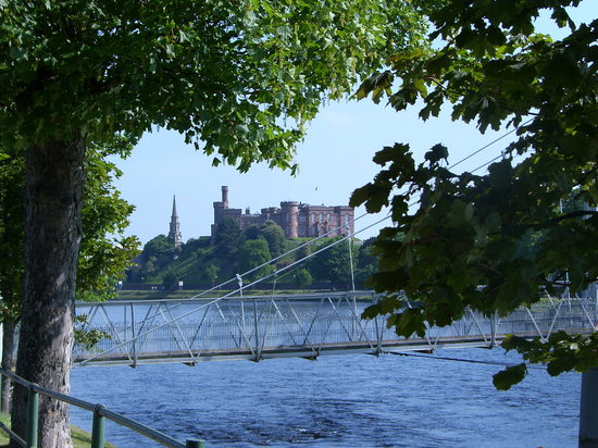 Inverness, UK: The River Ness