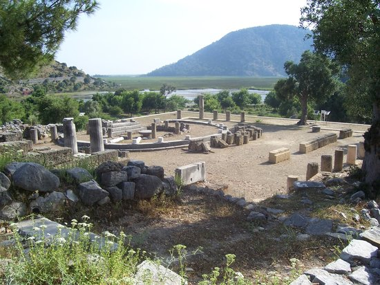 Kaunos (Dalyan, Turkey) on TripAdvisor: Address, Tickets ...