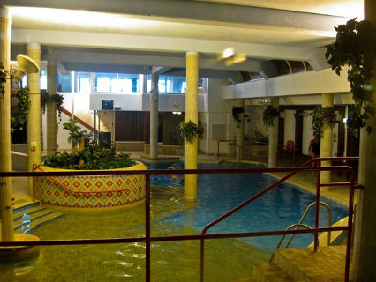 Indoor pool - Hotel in torquay with indoor swimming pool ...