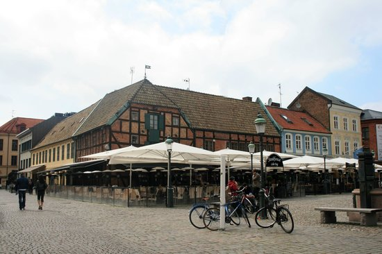 Malmo restaurants