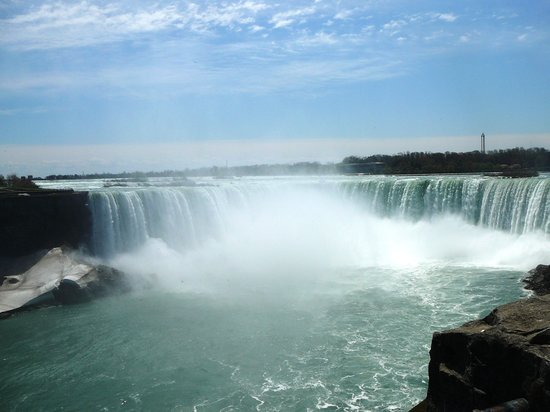 Toronto, Kanada: Niagara Falls