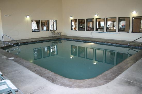 North Park Lodge: Pool