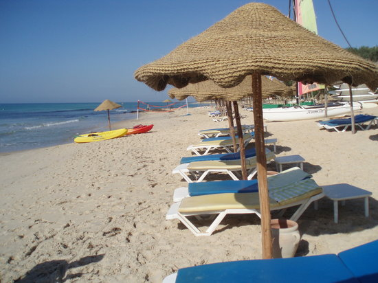 Learn more about Hammamet. Hammamet, Tunisia: Private beach