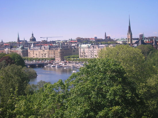 Stockholm, Sweden: Vistas Estocolmo