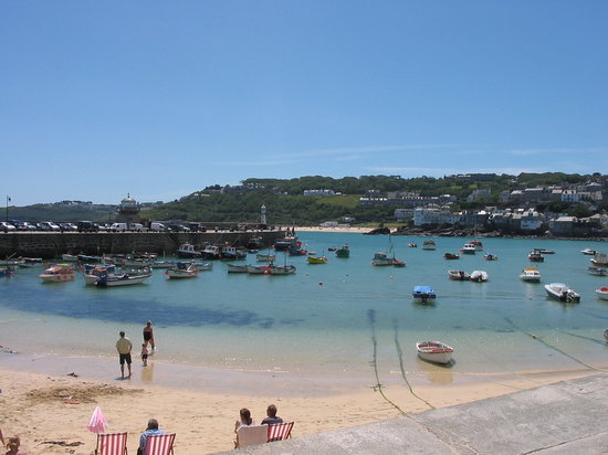 The Nook: St. Ives is a must!!