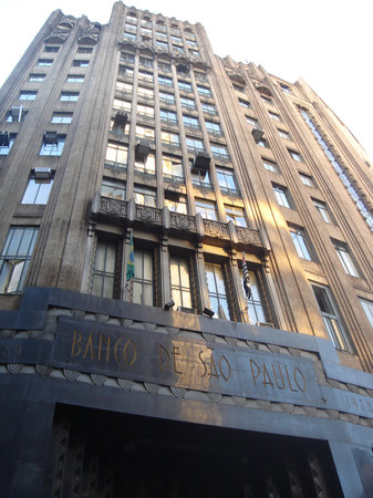 So Paulo, SP: Deco building
