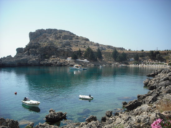Lindos, Griechenland: stunning