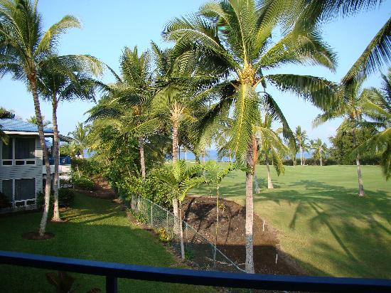 Wyndham Mauna Loa Village: View from Lanai