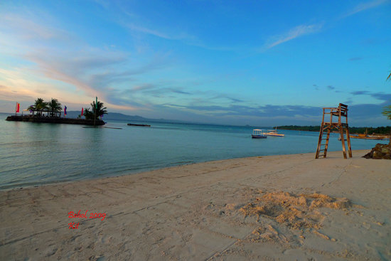 Panglao Island, Filipina: At the Beach