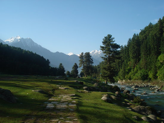 Pahalgam : chambres d'htes