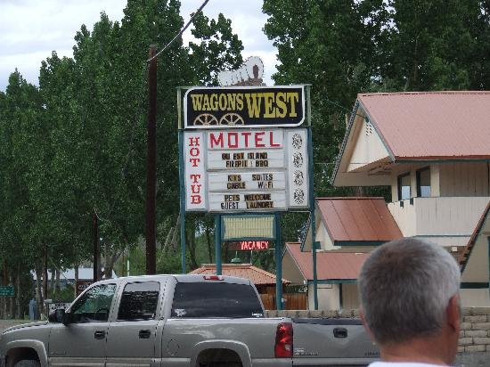 Photo of Wagons West Motel Salmon