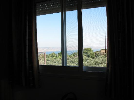 The Frenkels Bed and Breakfast: Kinneret view from the room