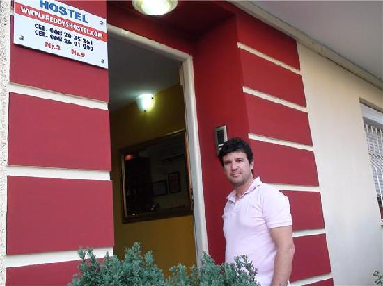Freddy's Hostel: freddy of freddys tirana
