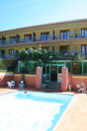 Photo of Hotel Cyrnea Calvi