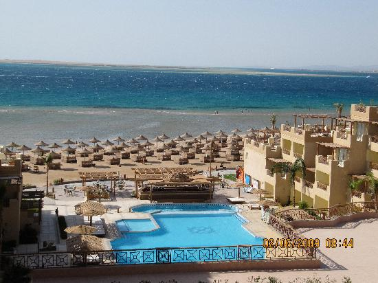 Imperial Shams Resort: perfect seaview