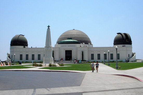 Los Angeles, Kaliforniya: Griffith Observatory