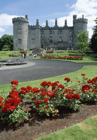 Ierland: Castillo de Kilkenny