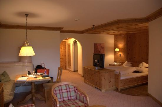 """Lermoos, Austria: Another view of our """"B"""" suite"""