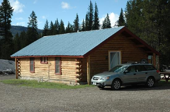 A great option with easy access to yellowstone 39 s lamar for Giant city lodge cabins