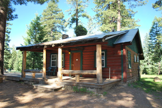 Hannagan Meadow Lodge: Our Cabin