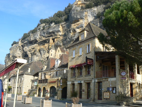 La Roque-Gageac, France : Hotel
