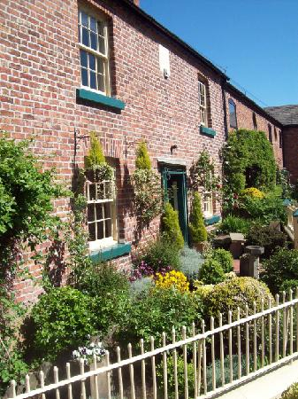 The Courtyard Cheshire: Charming and luxurious