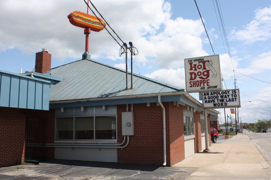 The Hot Dog Shoppe Ohio