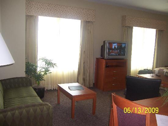 Homewood Suites by Hilton Irving - DFW Airport: Walking in the door