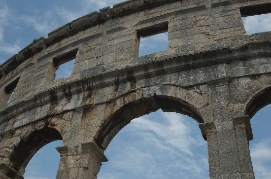 Transition Lifestyle Retreat in Croatia: Pula's colosseum, Croatia