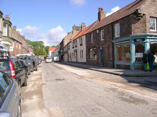 Tilldale House: High Street, Wooler
