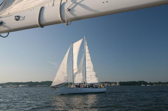 Photo of Schooner Woodwind Annapolis
