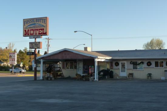 Fossil Butte Motel