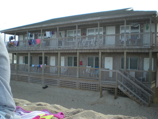 Cape Hatteras Motel: Hotel