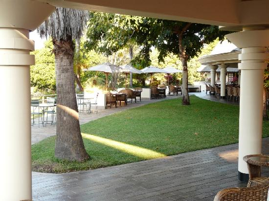 Ilala Lodge: terrace