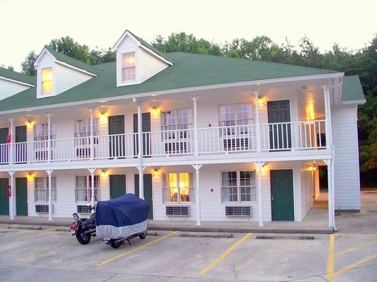 Stratford Motor Inn: nice place